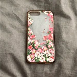 Floral iPhone 7/8 plus Case